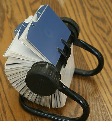ROLODEX Rotary Business Card File  L#980