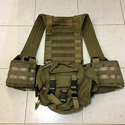 OLD GEN BLACK Buckle Eagle Industries DGLCS H-Harness & Pack ...
