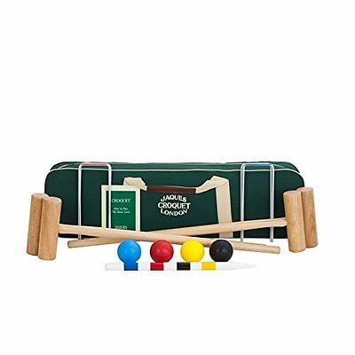 Croquet set - Adult Size - Canvas Case - Sussex FAST FREE SHIPPING