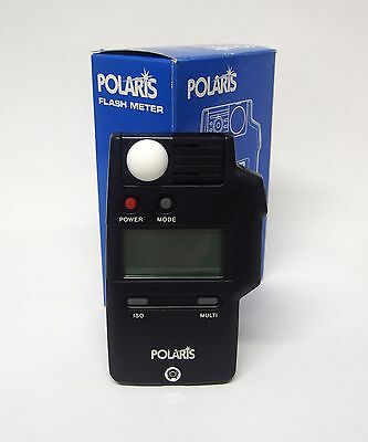 POLARIS FLASH METER - NEW inc instructions and neck strap