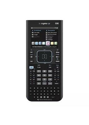 Texas Instruments TI-Nspire CX CAS RRP: $229