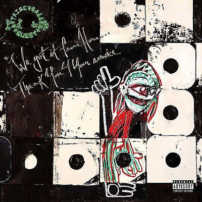 A Tribe Called Quest – We Got It from Here… Thank You 4 Your Service – 2LP Vinyl