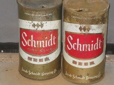 2  Totally  Different  Schmidts  City  Clubs   Flat Tops