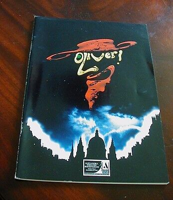 Oliver  starring Gary Wimot - 1999 theatre programme