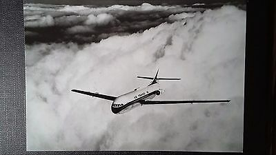 Cpsm Annes 50 Caravelle Air France