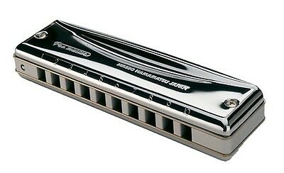 Suzuki ProMaster Harmonica [MR-350] Diatonic Pro-Master Harp (no case) MR350