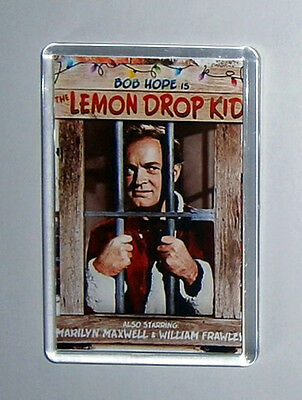 The Lemon Drop Kid Bob Hope Marilyn Maxwell movie poster fridge magnet Keyring
