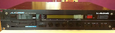 TC electronic M5000 Digital Effects 2 X DSP-1 and 2 X ADA-1