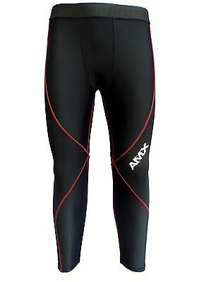 Guaranteed high quality AMX mens/boys body compression Armour leggings