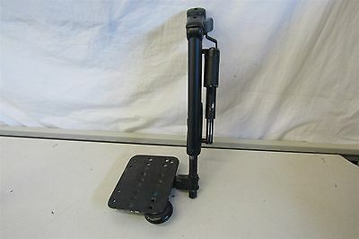 Pride Quantum Rehab Power Chair Left Power Elevating Leg Rest Assembly