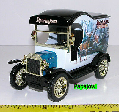 Gearbox Limited Edition Remington County 1912 Ford Collectible Series Coin Bank