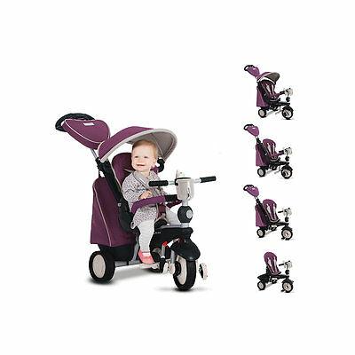 New ELC Girl Smart Trike Infinity Purple Toy From 10 months