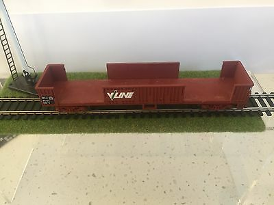 2 x Vic Rail Rolling Stock HO Scale UNBOXED as new