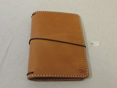 Chic Sparrow Mr.Darcy Deluxe Pocket Notebook Brown Tan