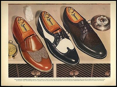 1955 Jarman Summer Styles Mens Shoes AD Best Offfer Available