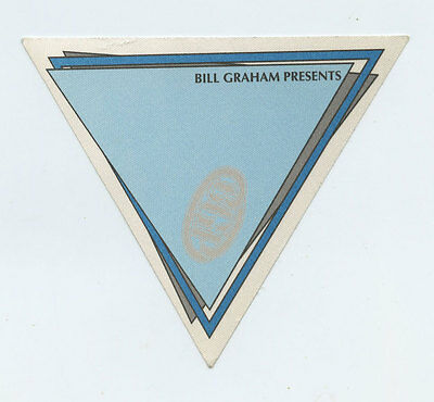 Bill Graham Presents Backstage Pass