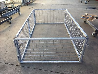 CAGE for Trailer Galvanized- 6x4x2ft (1830x1220x610)