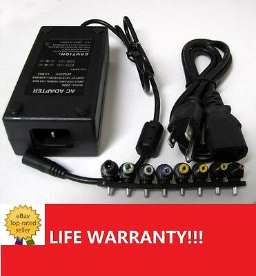 Universal Power Battery Charger 90W Laptop AC Adapter for Compaq Toshiba