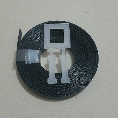 Strapping Kit: 7.5m/12mm strapping 150kg brake +1x plastic buckle, Hand pallet