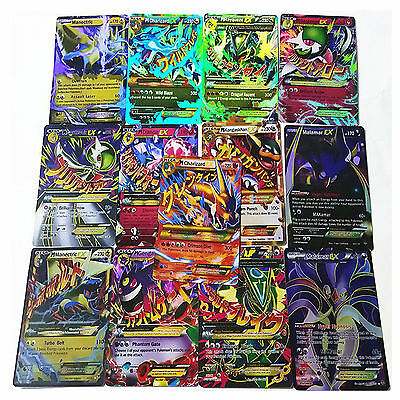 60pcs Pokemon Cards & 14 Piece Pages 112pcs Cards Collectors Album Book List