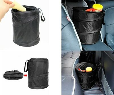 Trash can Litter Container Car Auto Garbage Bin/Bag Can Container HOT Sale