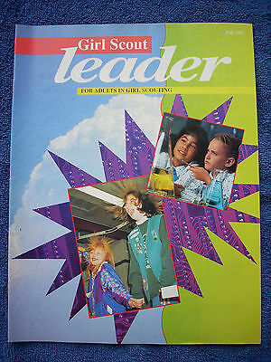 Girl Scout Leader Magazine - Fall 1997