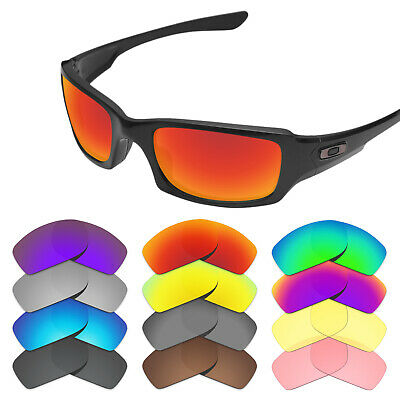 Tintart Replacement Lenses for-Oakley Fives Squared Sunglasses -Multiple Options
