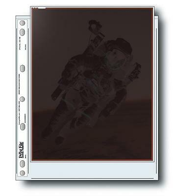 Print File 810-1HB Archival Storage 8x10 Inch Neg Pack of 100 - 034-0260