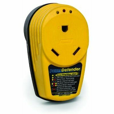 Camco Electrical 55310 Power Defender Circuit Analyzer