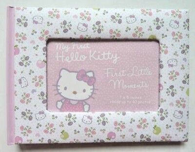 First Baby Record Book & Moment Photo Album HELLO KITTY Christening Gift