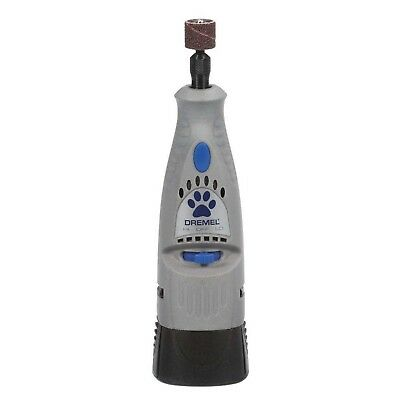 Dremel 7300 Cordless 4.8-V 2-Speed Pet Nail Grooming Grinder Rotary Power Tool