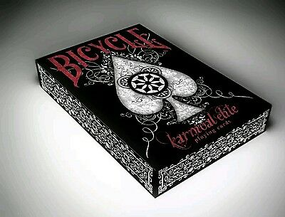 BICYCLE KARNIVAL ELITE,poker size  playing cards deck THEORY ellusionist