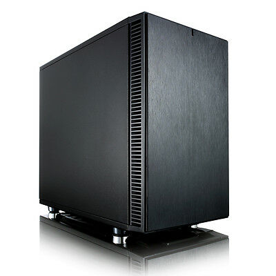 Fractal Design Define Nano S USB 3.0 Mini-ITX Sound Dampening PC Case Black
