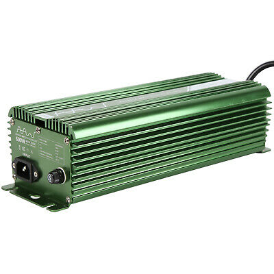 Adjusta Watt 600W Hydroponic Lighting Ballast Dimmable 250 400 600W