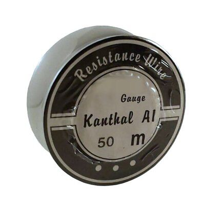 50 Meter 0,08mm Kanthal Wire A1 Heating Winding