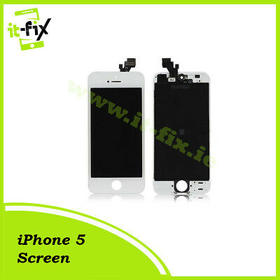 Apple iPhone 5 Replacement Lcd Touch Screen Digitizer Glass Assembly Unit