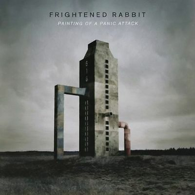 Frightened Rabbit Painting Of A Panic Attack Vinyl Album Record New Sealed Lp