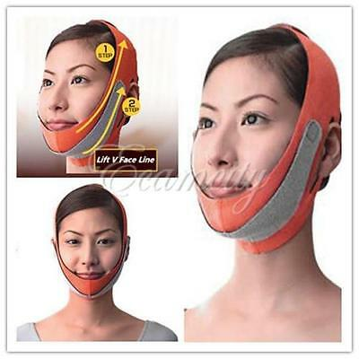 Face Lift Strap Belt Anti Wrinkle,minimise sagging skin&double chin,+Snoring Aid