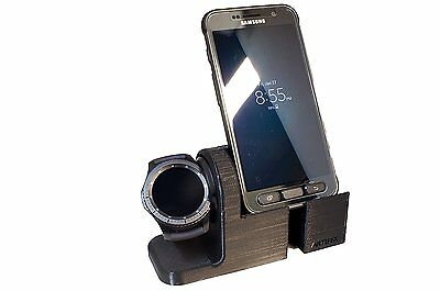 Samsung Gear S3  Charging cradle charging stand by Artifex Design STAND ONLY