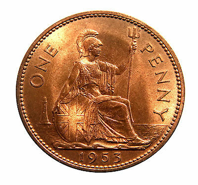 1953 Penny UNC Choose Your Coin