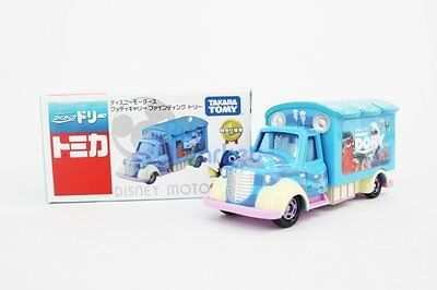 Takara Tomy Tomica Disney Motors Finding Dory Good Carry Car Truck Diecast JP