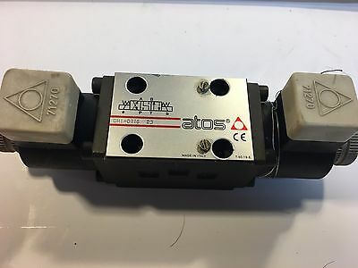 New Atos Directional Proportional Hydraulic Valve Dhi- 0716