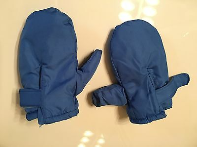 Kids Mittens, Children's Winter Gloves, Md Toddler Size, Used
