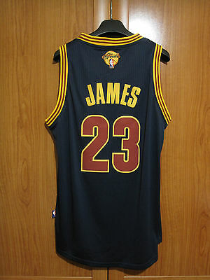 Maillot Basketball Lebron James Cleveland Cavaliers Nba Finals