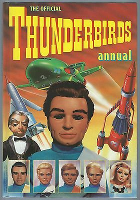 The Official Thunderbirds Annual Grandreams 1992 Price Clipped Uninscribed Good