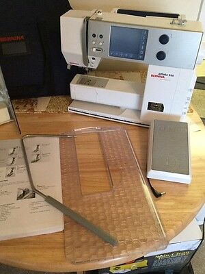 BERNINA Artista 630 Sewing and Embroidery Machine