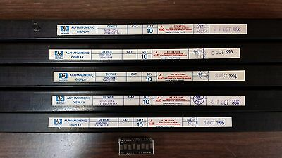 (1 Pc) Qdsp-2084 Hewlett Packard 8 Digit Alphanumeric Display