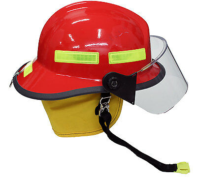 Cairns 660 Modern Structural Red Helmet with Faceshield