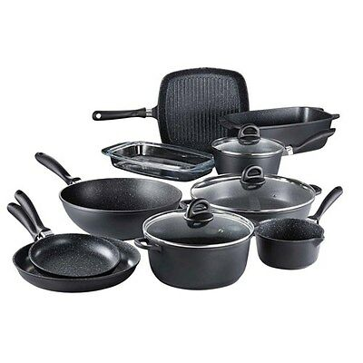 Baccarat Stone 10 Piece Cookware Set Brand New