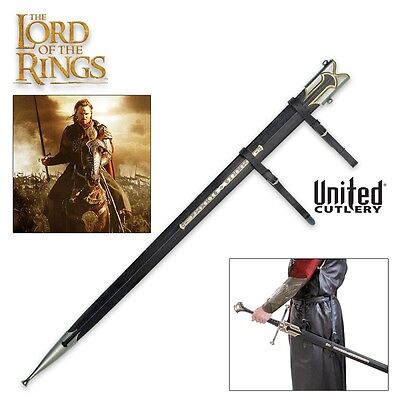 UC1396 Anduril Scabbard - Brand new and in box! RARE! Lord of the Rings IN STOCK